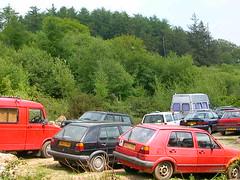 3   car park