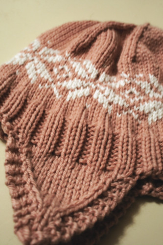 Norwegian Star Earflap Hat