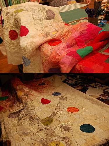 double quilt - Grant Heaps