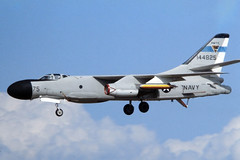 Skywarrior (mvonraesfeld) Tags: a3 douglas usn unitedstatesnavy skywarrior thewhale pacificmissiletestcenter nra3b