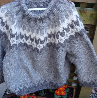 Ravelry: Icelandic Sweater in Elle Knitting Collection pattern by Elle