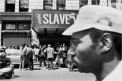 The Slave Theateras it was in 1990, 1215 Fulton Street between Bedford Avenue and Arlington Place in  Bedford-Stuyvesant Brooklyn NYC