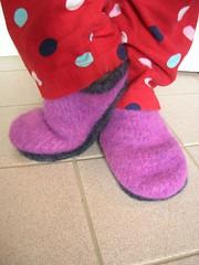 Mim's clogs.JPG (by aswim in knits)