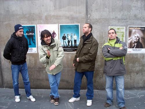 Backstreet boys...