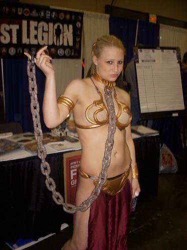 princess leia bikini. Princess Leia - Slave Outfit