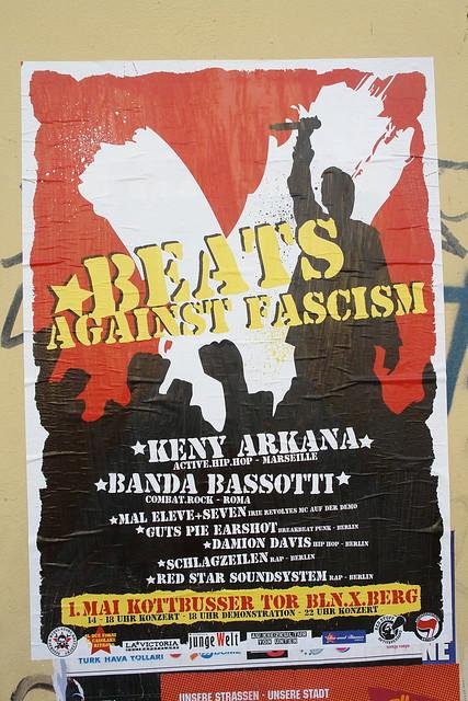Beats against Fascism - Berlin Kreuzberg