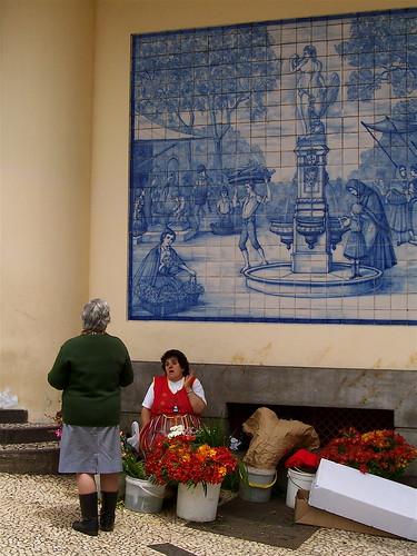 Mercado dos lavradores, Funchal, Madeira