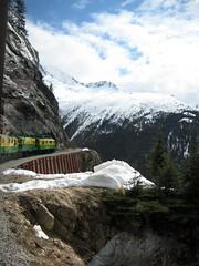 Flickr: White Pass & Yukon Trail