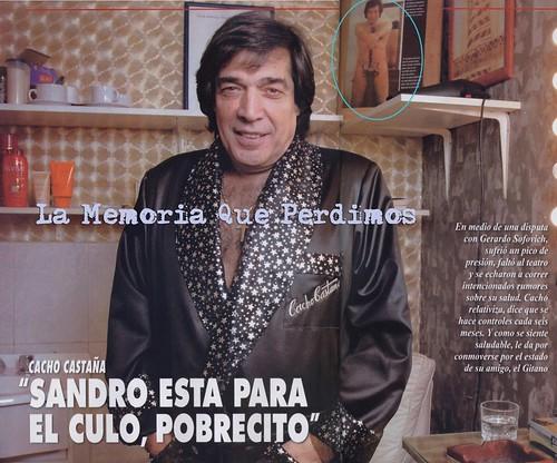 Cacho Castaña 2008