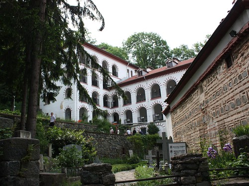 The Dragalevtzi Monastery