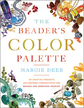 Margie Deeb's 4th Book The Beader's Color Palette
