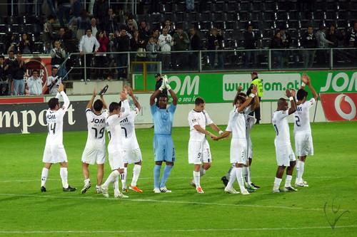 Vitória 1-0 Beira-Mar