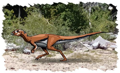 Ornitópodo by Ezequiel Vera