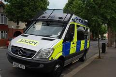 Sussex Police Mercedes Van (stavioni) Tags: sussex pov police explore mercedesbenz sprinter sussexpolice esatsussex gx60ttu