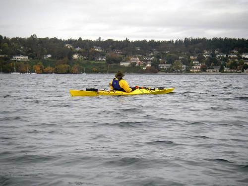 Bernie's New Boat