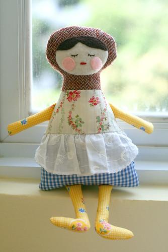 Ruby Doll d