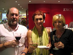 Peter van Heerden, Mary Marshall and Mary Downs (Books LIVE) Tags: english downs southafrica poetry mary literature translation poems booklaunch afrikaans booksa ingridjonker marymarshall antjiekrog andrebrink andrbrink blackbutterflies humanrousseau petervanheerden bookslive