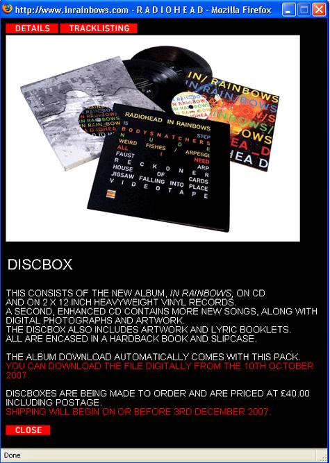 Discbox