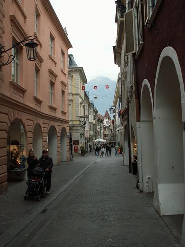 Lauben und Altstadt