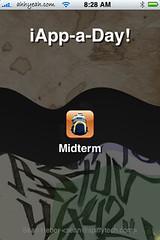 iApp-a-Day - Midterm