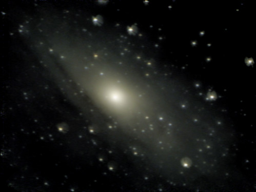 M31-The Andromeda Galaxy on 11/19/07