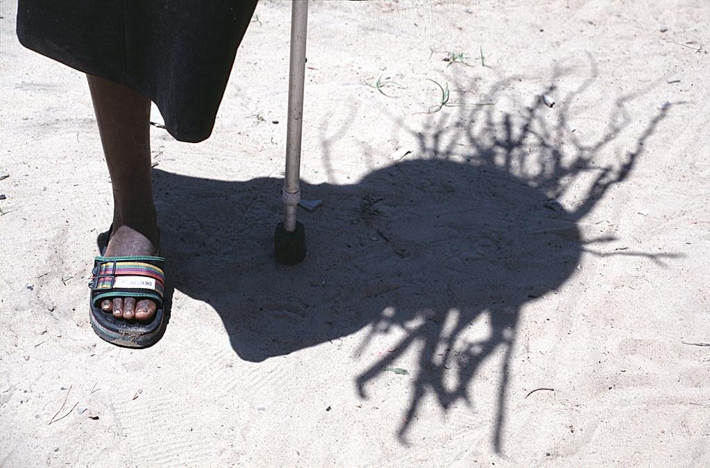 Landmine Shadow