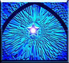 STAINED GLASS IN BLUE (fantartsy JJ *2013 year of LOVE!*) Tags: christmas love beauty peace god joy celebration happyholidays hanukkah blueribbon aclass theblues awesomeshot artisticexpression lifeasiseeit abigfave anawesomeshot merrychristmashappynewyear irresistablebeauty ithinkthisisart top20blue perfectphotographer goldstaraward flickrphotocontests top20bluehalloffame