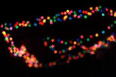 Twinkle twinkle little stars...