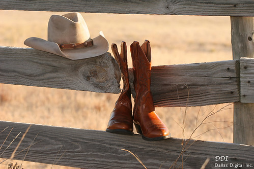 Cowboy Hat And Boots Background Cowboy Hat Amp Cowboy Boots on a