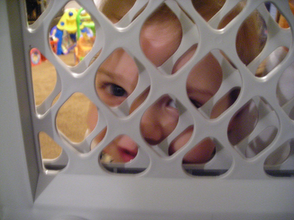 Baby prison