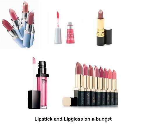 budget lipstick
