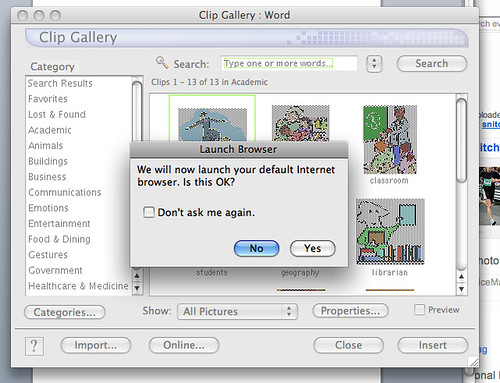 Clipart gallery sucks