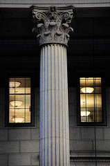 New York - Old Column (Freund Studio) Tags: newyork danfreundarchitect photobydanfreund2007allrightsreserved 2010danfreund wwwfreundstudiocom freundstudio