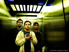 Lift (YShah) Tags: me myself mirror lift explore lahore lums i
