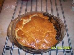 Pie done