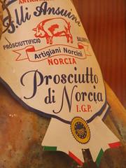 Prosciutto di Norcia