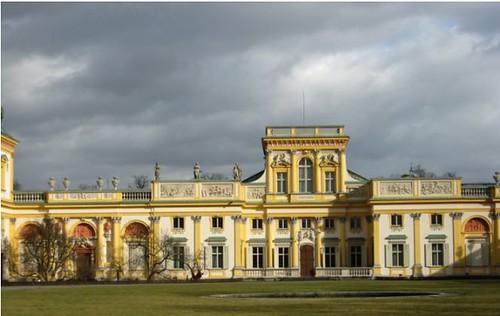 ארמון ואז'ינסקי, ורשה
