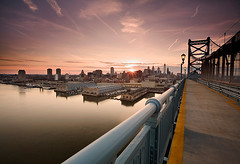 Ben Franklin Bridge (Brett Cohen) Tags: bridge franklin ben pennsylvania pa philly benfranklinbridge soe phila aplusphoto olequebonito