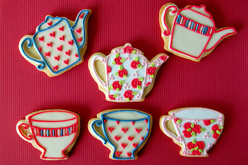 Teapots and Teacups