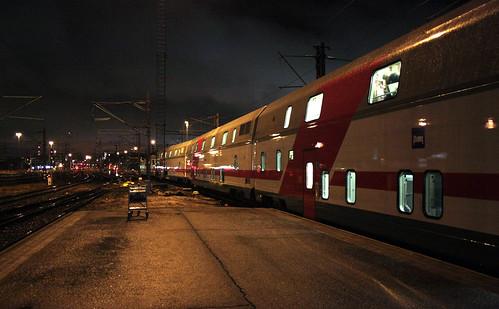 IMG1393. Kemijärven yöjuna Helsingissä