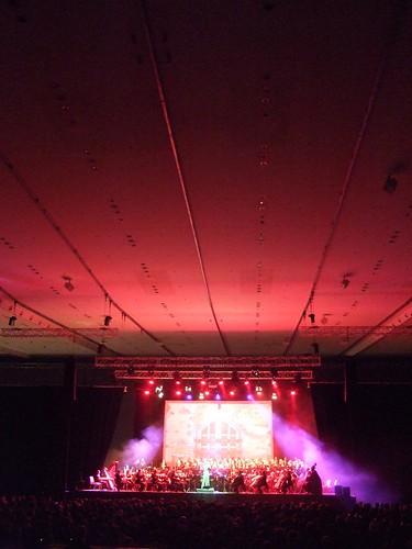 Herr der Ringe Konzert in der Grazer Stadthalle