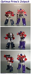 "Why haven't you got one? (Joriel ""Joz"" Jimenez) Tags: toys transformers takara webcomic jetpack autobots optimusprime 80scartoons ths02 revoltech jorieljimenez revoltechconvoy revoltechoptimusprime leaderoftheautobots hybridconvoy hybridoptimusprime"