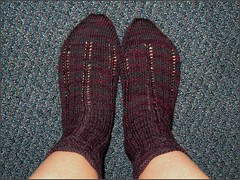Lenore socks, done!
