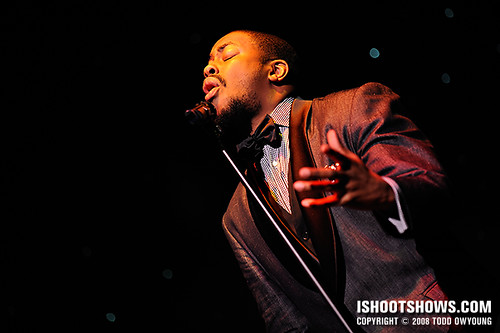 Raheem DeVaughn @ the Fox Theare -- 2008.03.26