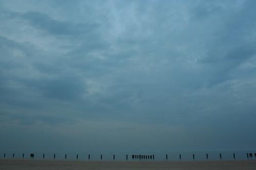 Mostly Sky, North Avenue Beach