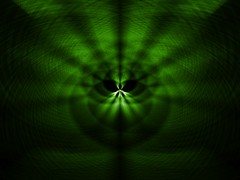 green-butterfly-abstract-with a heart! T4L