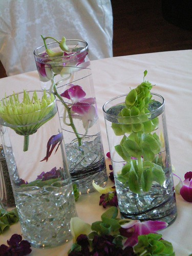 Live Fish Centerpiece? - Weddingbee