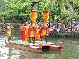 Canoe Pageant