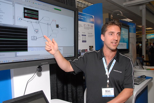 Brian @ Research@Intel day