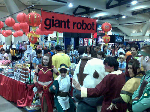 Avatar at GR _ east meets west meets east? by Comics212.
